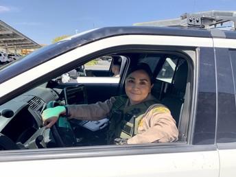 Welcome Deputy Gonzalez!