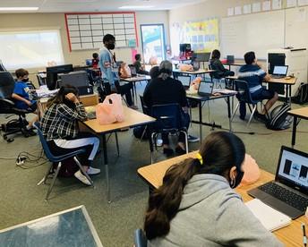 SLC Classroom