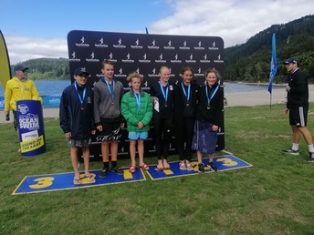 SS OPEN WATER CHAMPIONSHIPS