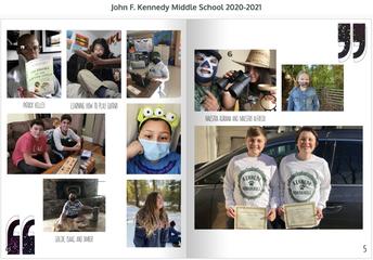 Kennedy Yearbook (Anuario de Kennedy)