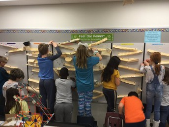 Third-Grade IMG Students Conquer a STEAM Challenge!