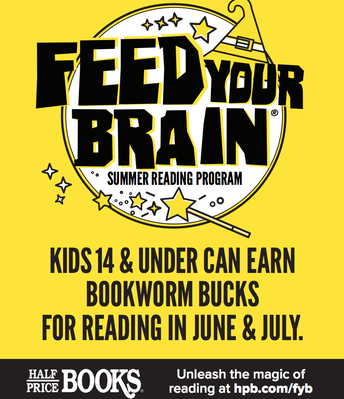 Half Price Books Stores Summer Reading Program