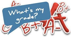 2nd Quarter Progress Report--Grades!!--Fri 11/16