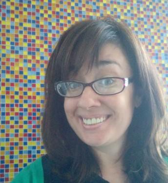 Escondido Elementary Librarian, Katrina Simmons