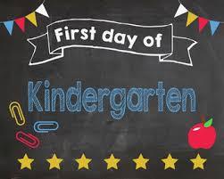 For Kindergarten Parents