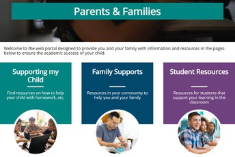 Parents and Families Path