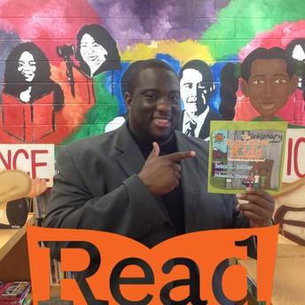 Brian Ashley, Library Media Specialist