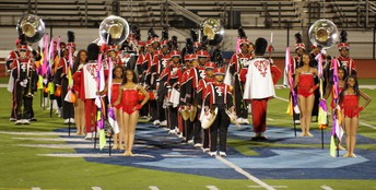 TCHS Marching Bulldogs