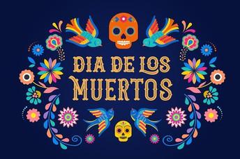 Día de Los Muertos Ofrenda (Day of the Dead Altar)
