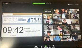 Iowa City West Math Club Wins State Math Championship