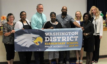 WDES is Fully Accredited