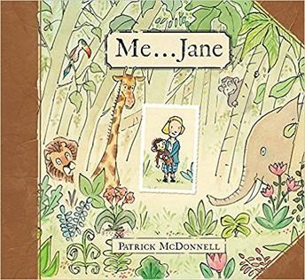 Me … Jane by Patrick McDonnel