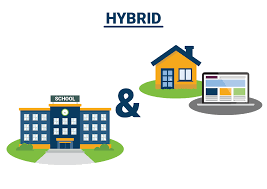 Hybrid & Virtual Learning