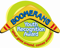 Boomerang Youth Recognition Award