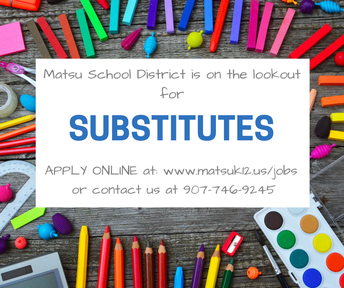 Are you interested in subbing!?