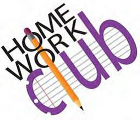 HOMEWORK CLUB FOR GRADES 4-8