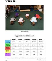 Mindful Classrooms--Week 32