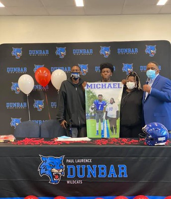 Dunbar HS