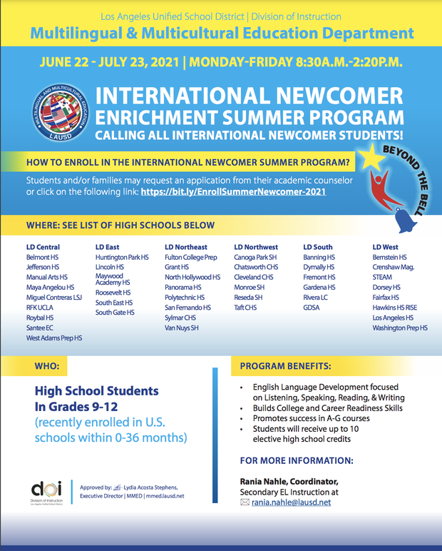 https://achieve.lausd.net/cms/lib/CA01000043/Centricity/Domain/335/Flyer%20International_Newcomer_Summer_School%20English.pdf