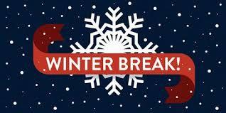 Winter Break (Student/Staff Holiday)