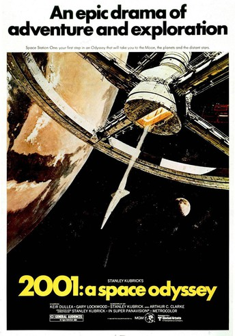 2001: a Space Odyssey (Fifty Year Anniversary Re-Release and 4K Remastery)