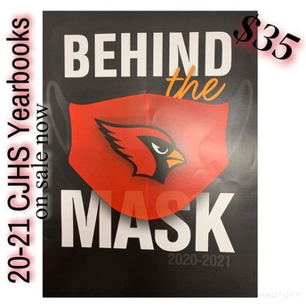 2020 - 2021 Yearbook:  Order by March 5th to guarantee a book!