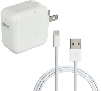 iPad Chargers and Cables