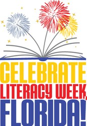 Celebrate Literacy Week, Florida January! 23-27 - Time for Reading