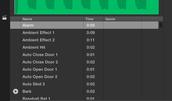 Add audio (music/sound effects)