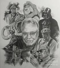 James Earl Jones reads _To Be a Drum_