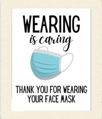 Mask Wearing is Mandatory