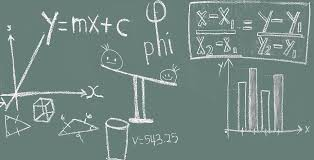 Math, English and Science