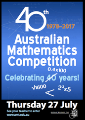 Australian Mathematics Competition 2017