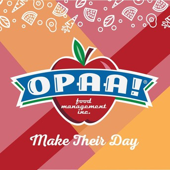 OPAA! Menus Available Online