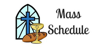 MASS DAY REMINDER!