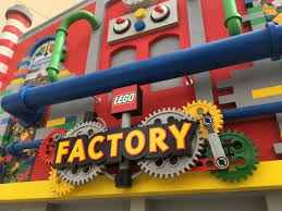 Lego Factory Virtual Tour & Build Challenge