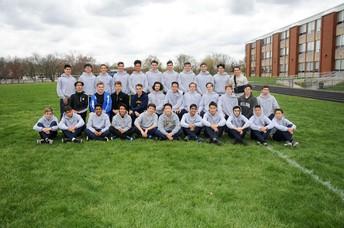 2018 Boys Track & Field Team