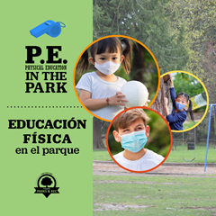 PE In The Park/Educación Física en el parque