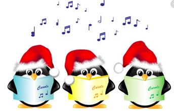 Sing A Long of Holiday Carols