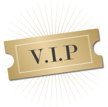 VIP Seating, Pampering & Parking Tickets