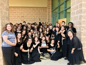 Band Sweeps UIL!
