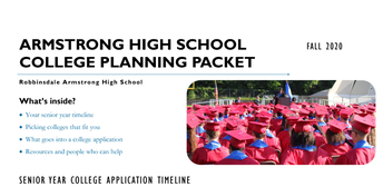 College Planning Packet