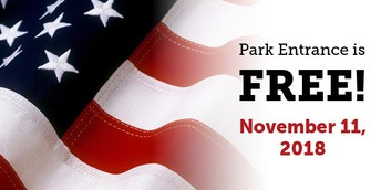 TEXAS PARKS AND WILDLIFE  HONORS VETERANS on SUNDAY, NOVEMBER 11th