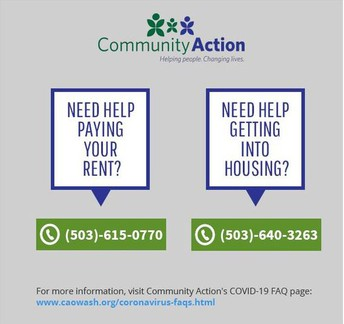 Help with Rent & Housing