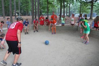 Dinwiddie 4-H Junior Camp: June 28 - July 2, 2021