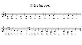 Solfege (great for 3rd, 4th and 5th graders)