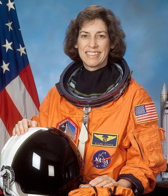 Ellen Ochoa. NASA astronaut, mission specialist.