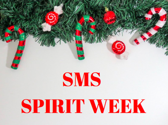 It's Spirit Week!!