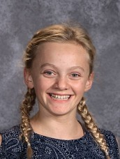 7th Grade - Riley Rains