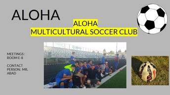 Multicultural Soccer